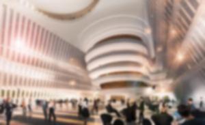 RKW Duesseldorf Entwurf Neue Deutsche Oper am Rhein 02