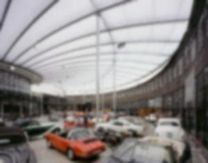 RKW Duesseldorf Meilenwerk Classic Remise Oldtimer Ringlockschuppen Denkmalschutz Michael Reisch 01