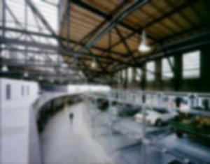 RKW Duesseldorf Meilenwerk Classic Remise Oldtimer Ringlockschuppen Denkmalschutz Michael Reisch 04