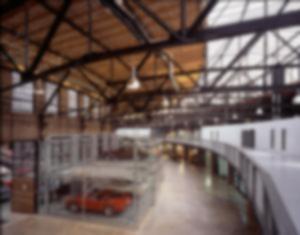 RKW Duesseldorf Meilenwerk Classic Remise Oldtimer Ringlockschuppen Denkmalschutz Michael Reisch 05