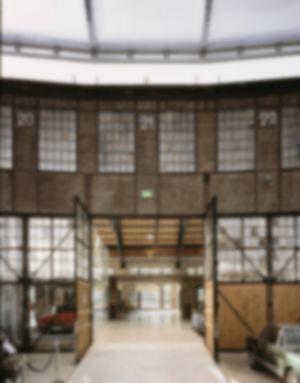 RKW Duesseldorf Meilenwerk Classic Remise Oldtimer Ringlockschuppen Denkmalschutz Michael Reisch 06