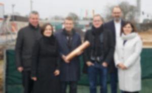 RKW Grundsteinlegung Verkehrszentrale Leverkusen 01