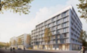 RKW Studentisches Wohnen Stephanstrasse Nuernberg 01