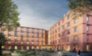 RKW Werkstattverfahren Eschborn Revitalisierung Revitalis Residence Hotel Moxy 02