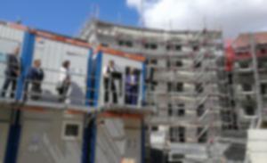 RKW Quartier Alte Sparkasse Weissenfels Sanierung Erweiterungsneubau 01