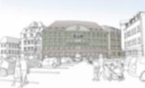 RKW Quartier Alte Sparkasse Weissenfels Sanierung Erweiterungsneubau 02