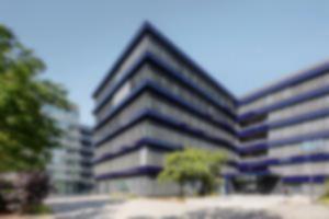 RKW Bau11 Rohde und Schwarz Campus Muenchen Kernsanierung laufender Betrieb Hightech Bestandsgebaeude 02