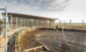 RKW Baustelle Erweiterung Skulpturenhalle Neuss 07