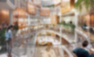 RKW Karstadt leipzig Warenhaus Co Working Visualisierung Formtool 02