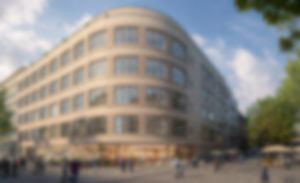 RKW Karstadt Essen Koenigshof Umnutzung Warenhaus Markthalle Visualisierung Formtool 01