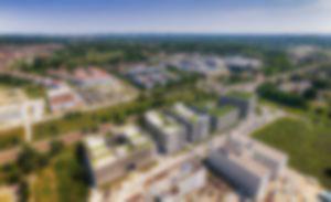 RKW QUADRATUM Potsdam Laborbereiche Wissenschaftscampus DGNB Gold Visualisierung Formtool 02